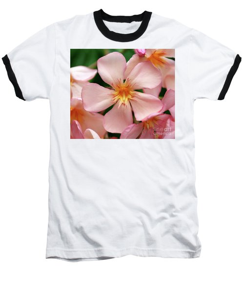 Baseball T-Shirt featuring the photograph Oleander Dr. Ragioneri 1 by Wilhelm Hufnagl