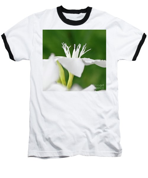 Baseball T-Shirt featuring the photograph Oleander Ed Barr 2 by Wilhelm Hufnagl