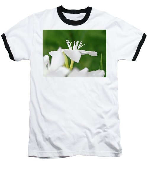 Baseball T-Shirt featuring the photograph Oleander Ed Barr 1 by Wilhelm Hufnagl