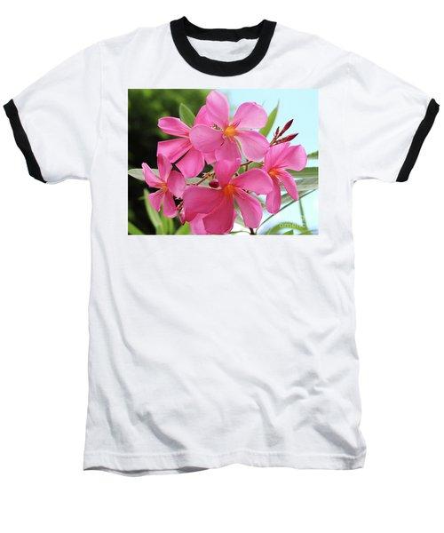 Oleander Maresciallo Graziani 1 Baseball T-Shirt