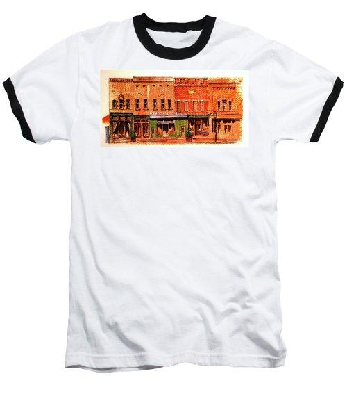 On Market Square Baseball T-Shirt