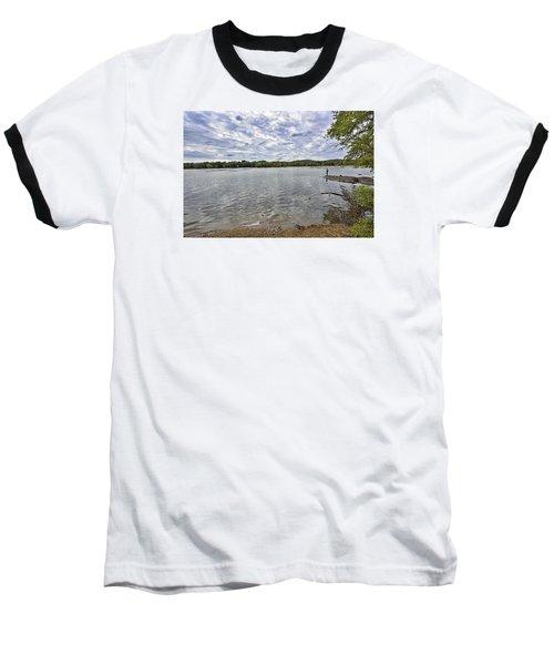 On The Banks Of The Potomac River Baseball T-Shirt