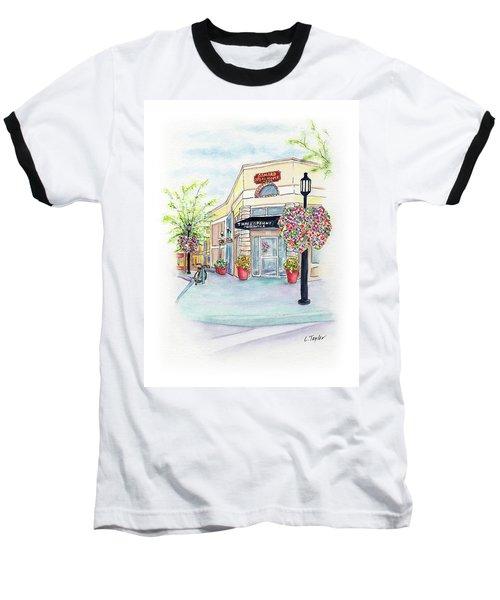 On The Corner Baseball T-Shirt