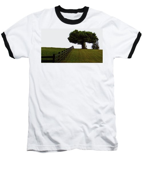 On The Farm Baseball T-Shirt