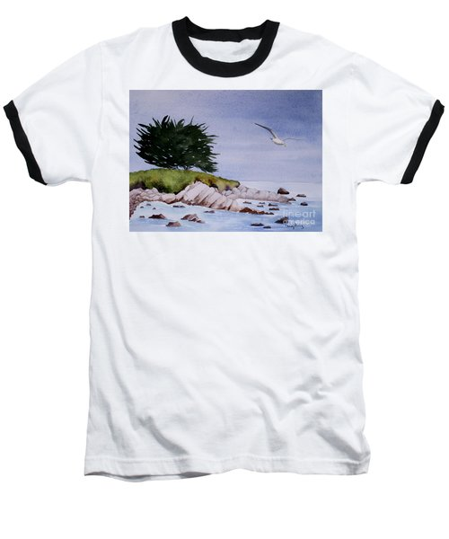 On The Lookout Baseball T-Shirt