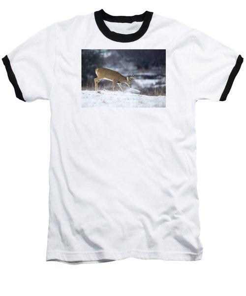 On The Move Baseball T-Shirt