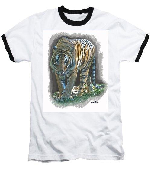 On The Prowl Baseball T-Shirt