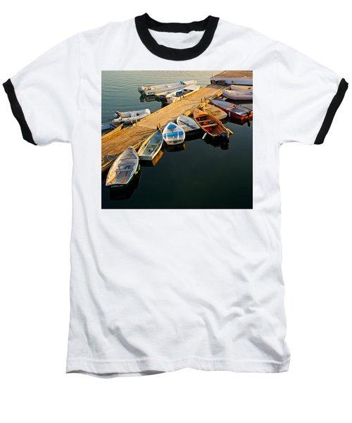 On The Waterfront IIi Baseball T-Shirt