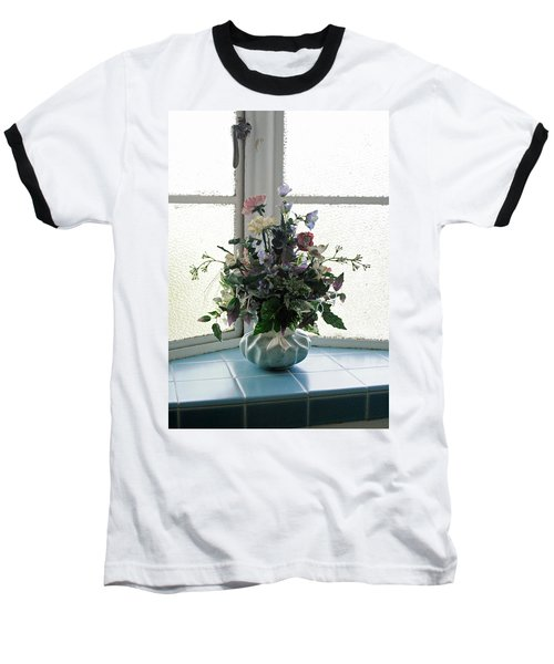 On The Window Baseball T-Shirt