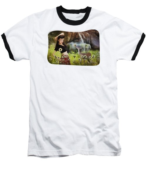 Once Upon A Meadow Baseball T-Shirt