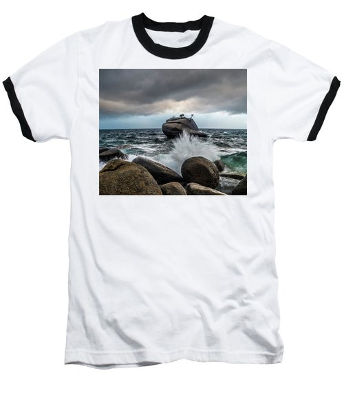 Oncoming Storm Baseball T-Shirt