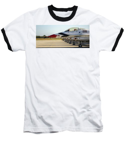 One Jet Or Seven Baseball T-Shirt