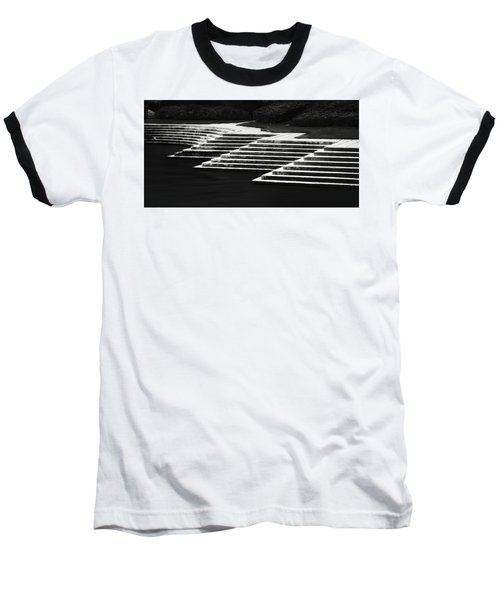 Baseball T-Shirt featuring the photograph One Step At A Time by Eduard Moldoveanu