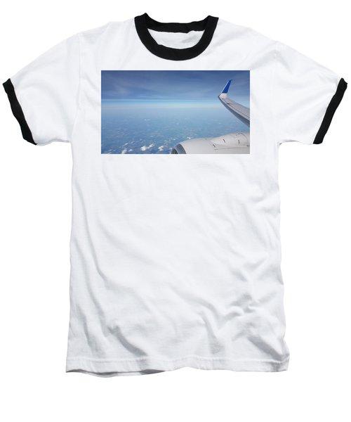 One Who Flies Baseball T-Shirt