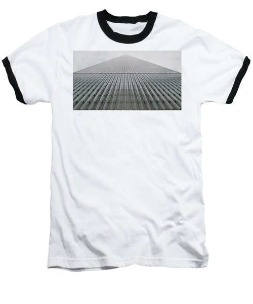 One World Trade Baseball T-Shirt