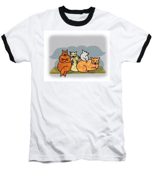 Oops Baseball T-Shirt