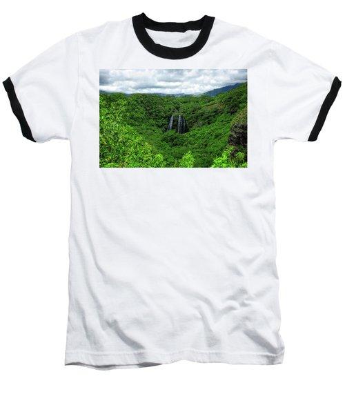 Opaeka Falls Baseball T-Shirt