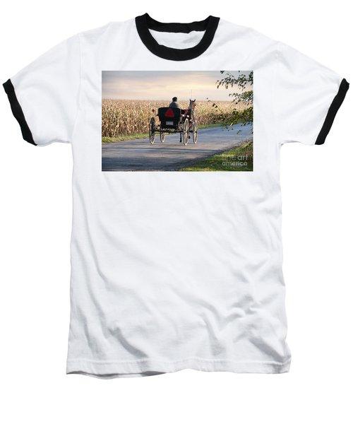 Open Road Open Buggy Baseball T-Shirt