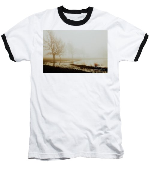 Baseball T-Shirt featuring the photograph Open Space by Iris Greenwell