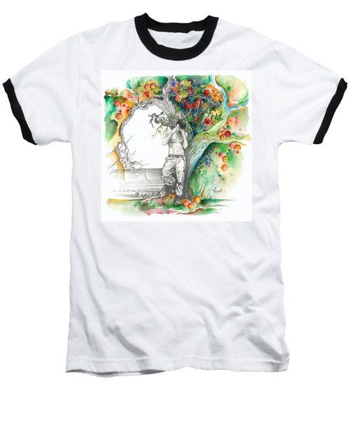 Open Your Eyes -the World Is Changing Baseball T-Shirt