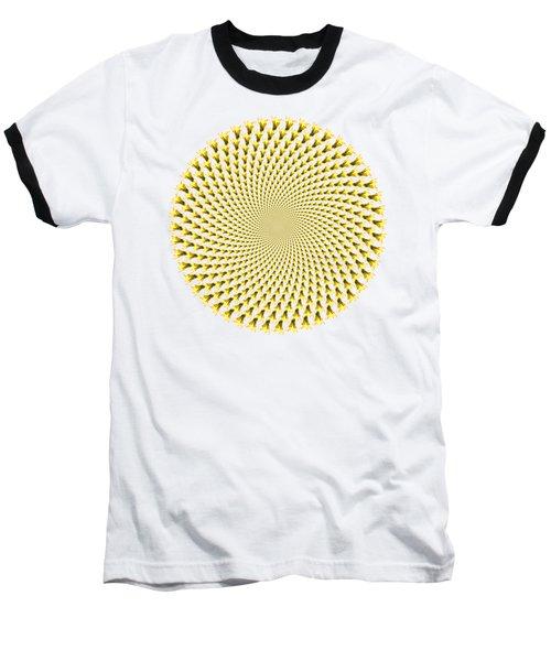 Opium Lettuce Vortex Baseball T-Shirt