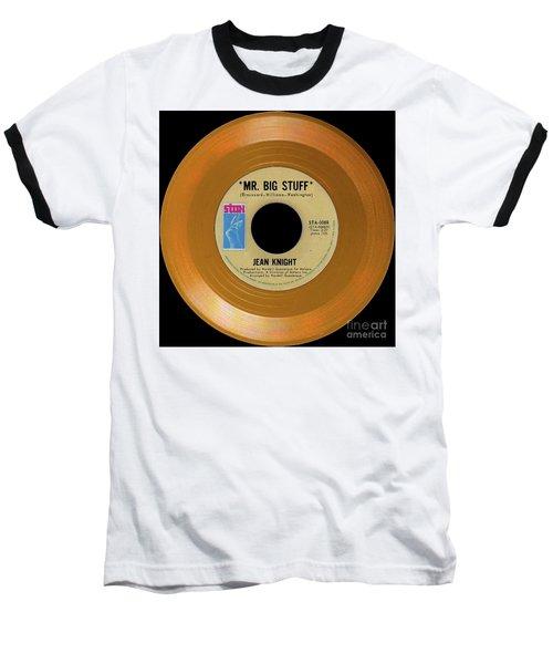 Baseball T-Shirt featuring the photograph Orange 45 by Martin Konopacki