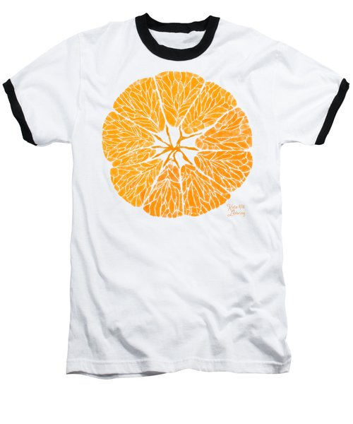 Orange You Glad Baseball T-Shirt