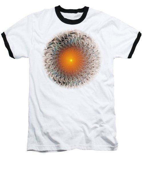 Orange Zone Baseball T-Shirt