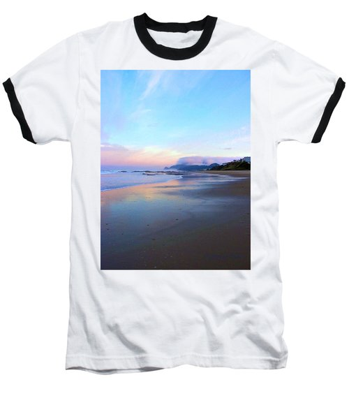 Oregon Coast 4 Baseball T-Shirt