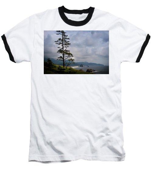 Oregon Ocean Vista Baseball T-Shirt