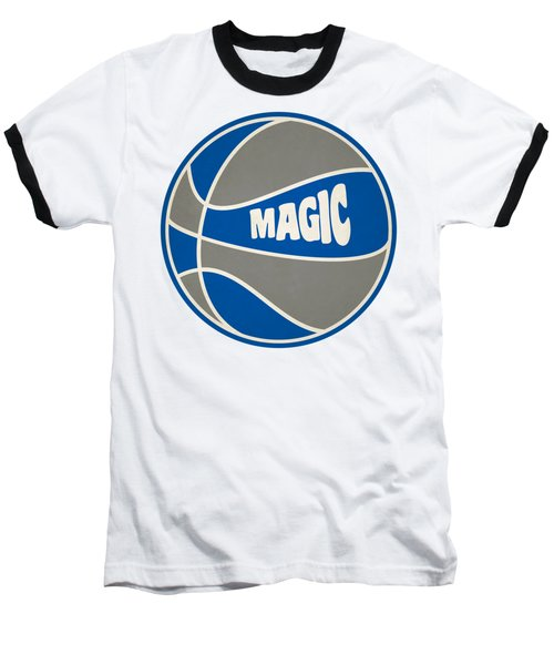 Orlando Magic Retro Shirt Baseball T-Shirt