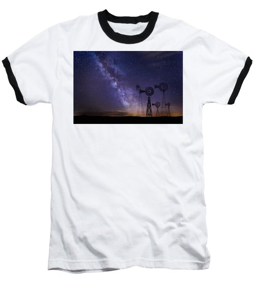 Our Milky Way  Baseball T-Shirt