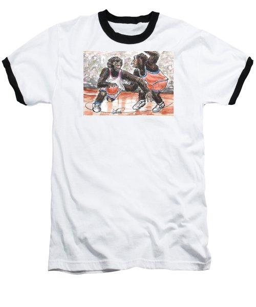 Out Of My Way Baseball T-Shirt