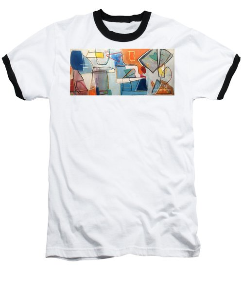 Out Of Sorts Baseball T-Shirt