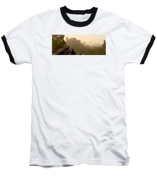 Baseball T-Shirt featuring the photograph Out The Front Door by Steven Lebron Langston