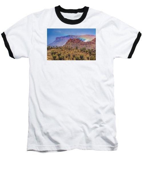 Outback Rainbow Baseball T-Shirt