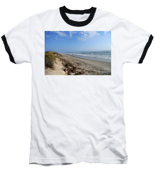 Outer Banks Morning Baseball T-Shirt