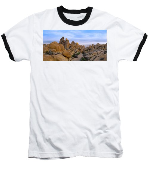 Outer Limits Pano View Baseball T-Shirt
