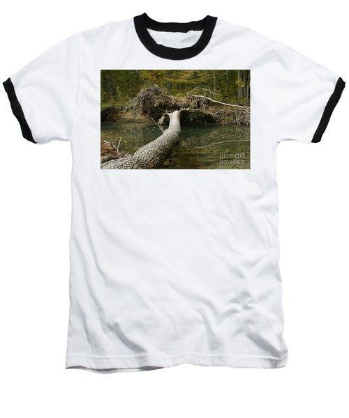Over On Clover Baseball T-Shirt