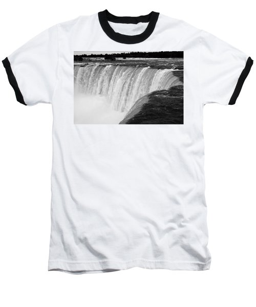 Over The Dam Baseball T-Shirt