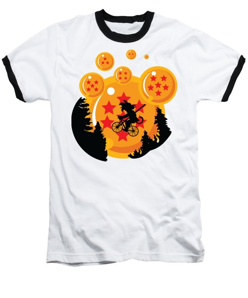 Over The Moon Baseball T-Shirt