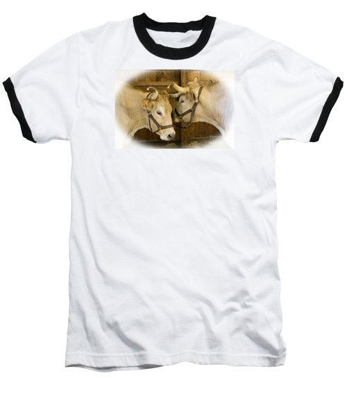 Oxen Team Baseball T-Shirt