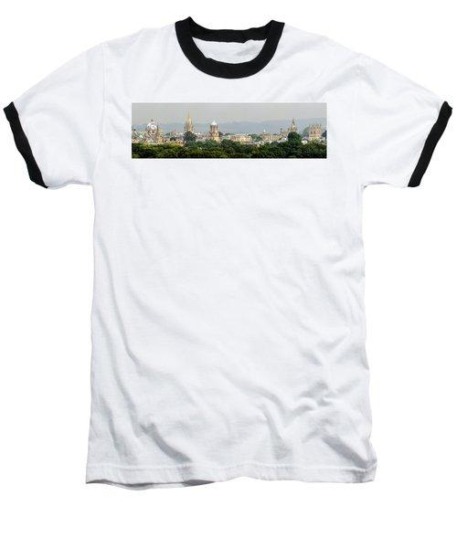 Oxford Spires Panoramic Baseball T-Shirt