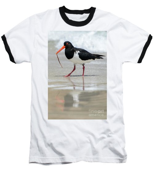Oystercatcher 03 Baseball T-Shirt