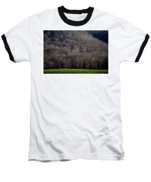 Ozarks Trees Baseball T-Shirt