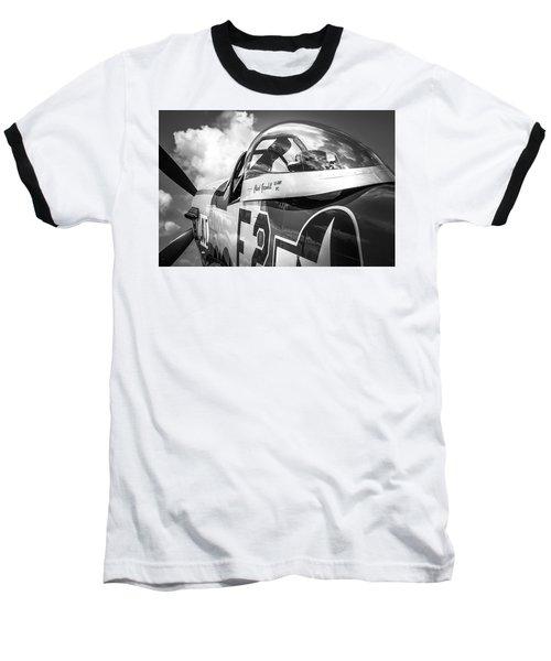 P-51 Mustang - Series 5 Baseball T-Shirt