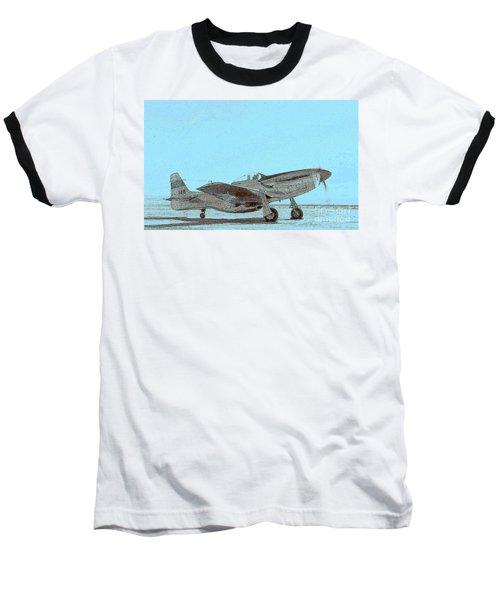 P51 Warmup Baseball T-Shirt