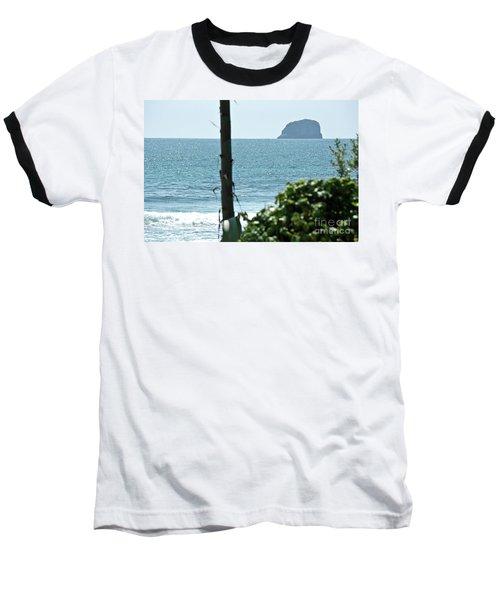 Pacific Ocean Baseball T-Shirt