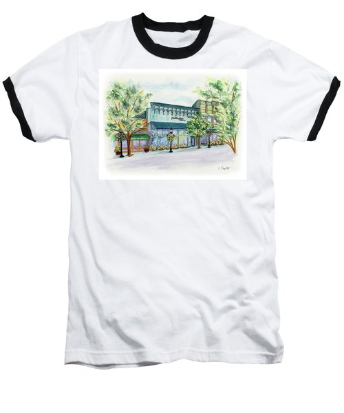 Paddington On Main Baseball T-Shirt