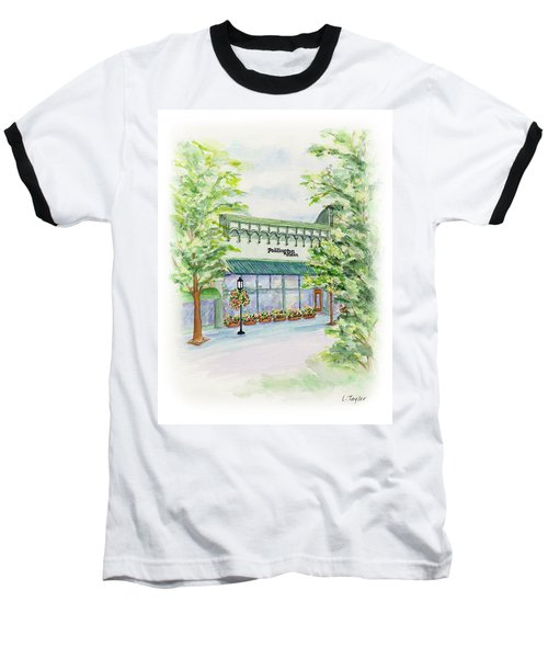 Paddington Station Baseball T-Shirt